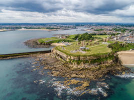 Tynemouth Priory by newcastlemale