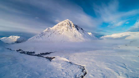 Buachaille Etive Mor by newcastlemale