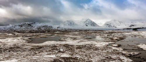 Rannoch Moor by newcastlemale