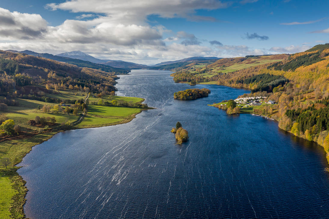 Queens View, Pitlochry