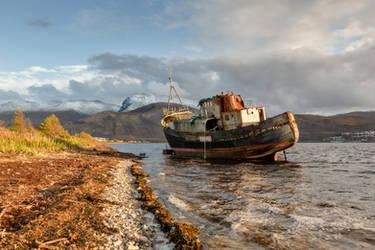 Corpach Shipwreck