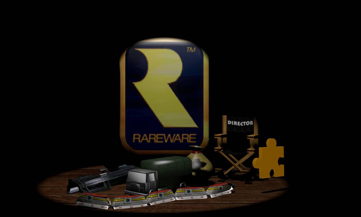 Rare Ware Golden Era by GamingNerdCollector