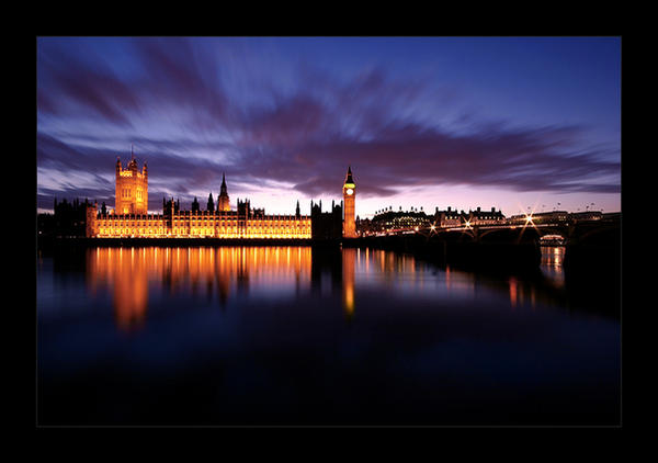 Westminster Reflection by tyt2000
