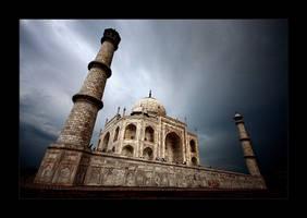 Taj Mahal - 2 by tyt2000