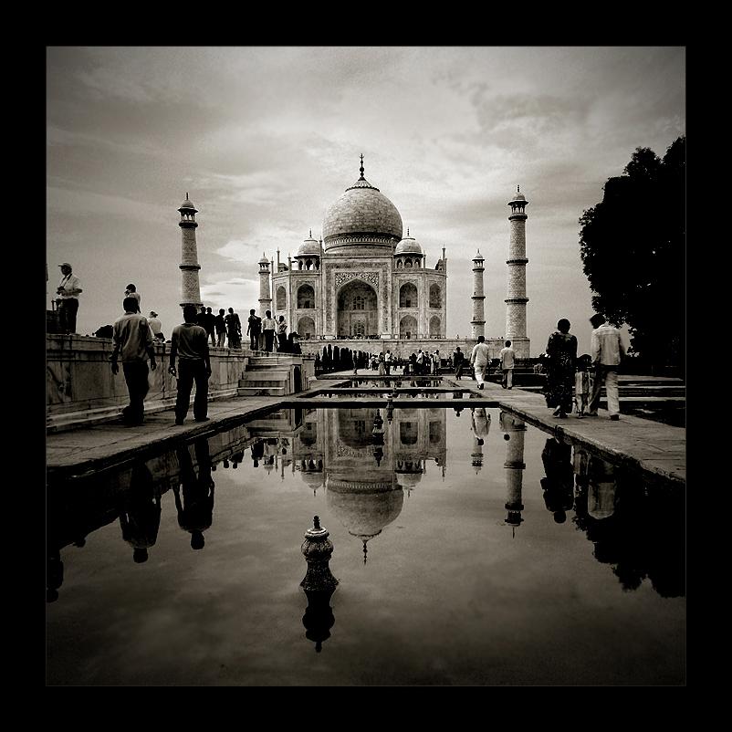 Taj Mahal - 6 by tyt2000