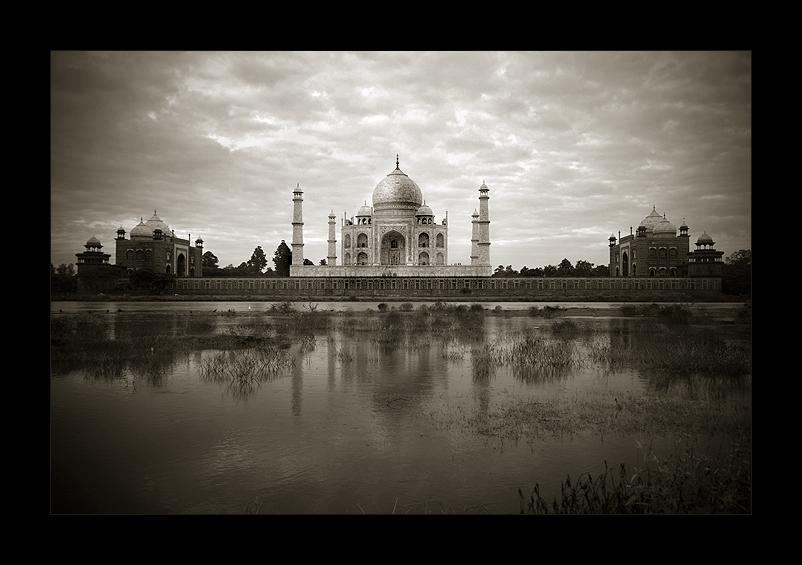 Taj Mahal - 10