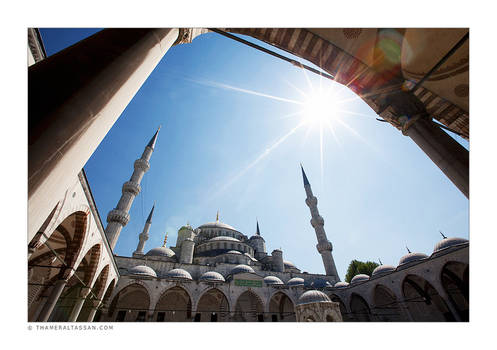 Sultan Ahmed Mosque 2