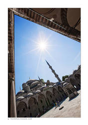 Sultan Ahmed Mosque 3