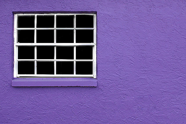 Purple Wall by tyt2000