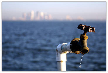 The City's Water Supply by tyt2000