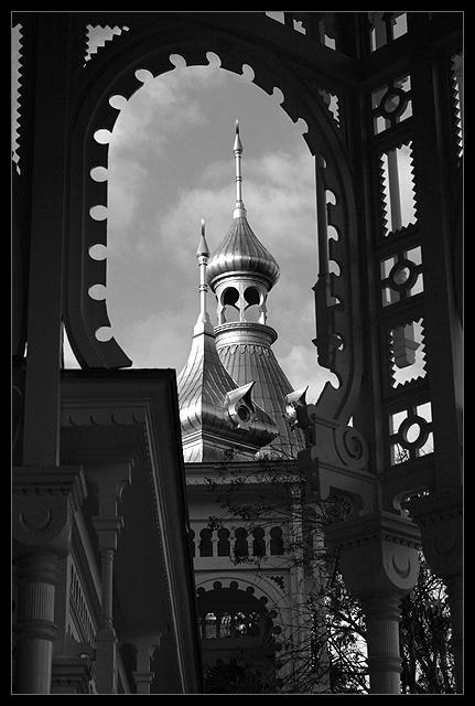 Framed Minarets by tyt2000