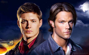 winchester brothers by LiLen