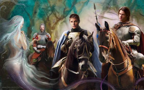 Supernatural. Middle Ages.