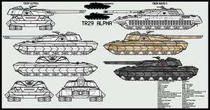 TR29 Alpha upgrade