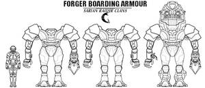 Forger Boarding Armour