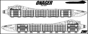 Onager class