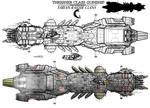 Thresher class Gunship
