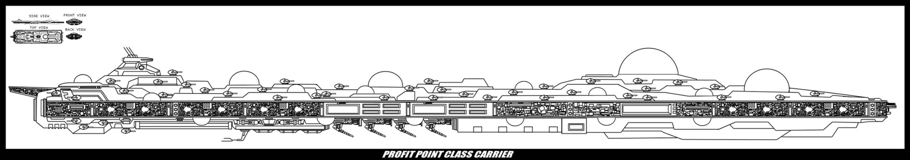 Profit Point Class Carrier by Evilonavich