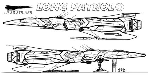 LP-38 Striker by Evilonavich