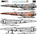 LP-38 Striker shaded