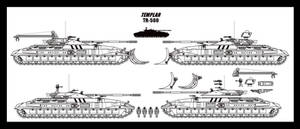 Templar MBT by Evilonavich