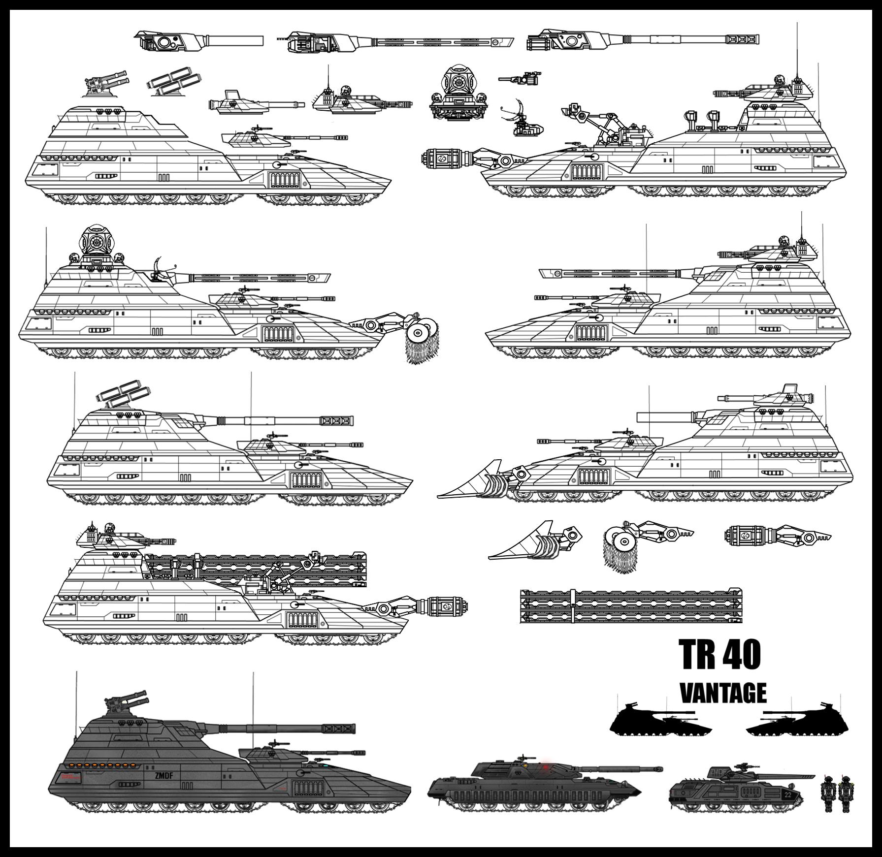 TR40 Vantage Update by Evilonavich