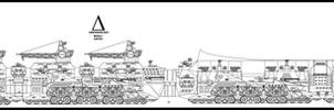 Landcrawler Delta Complete