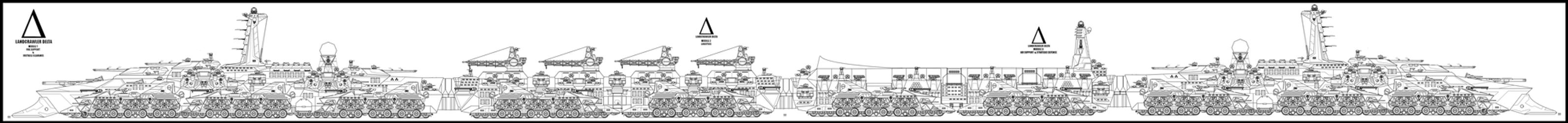 Landcrawler Delta Complete by Evilonavich