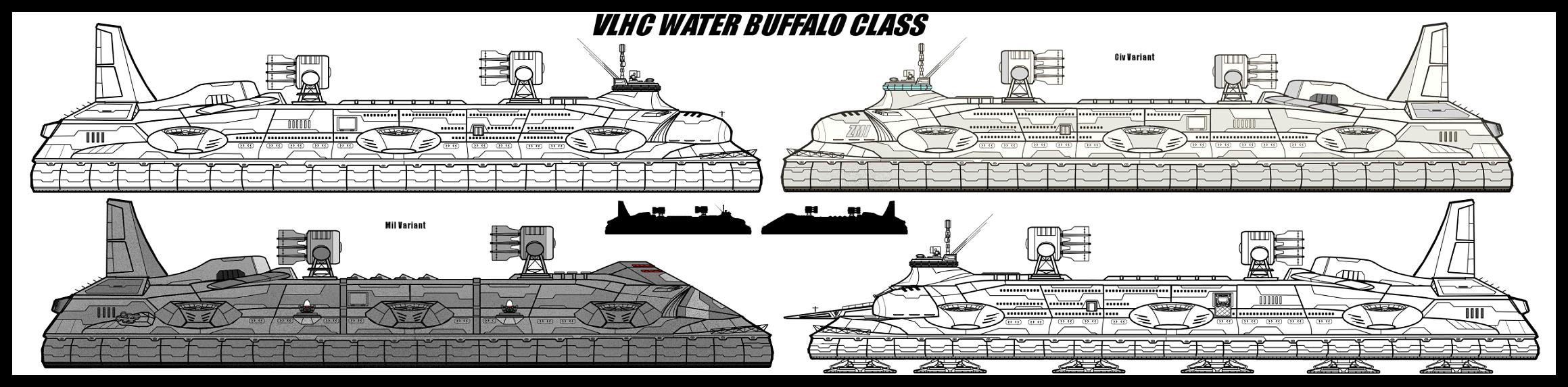Water Buffalo class