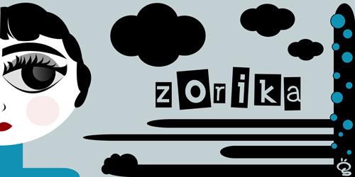 zorika ya da koca kara bulut by avradinova