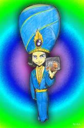 Naboo Enigma  (colored) by AnnaLazareva