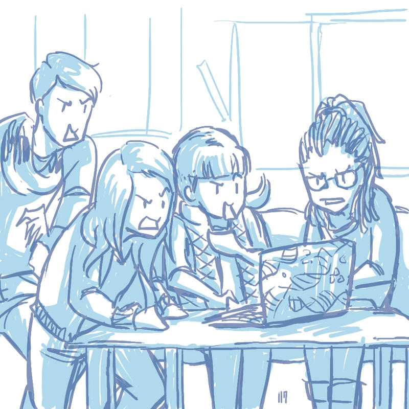 Orphan Black - Clone Club by T-R-n