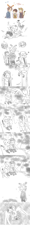 [SPN] SPN in animal by Ahtsu