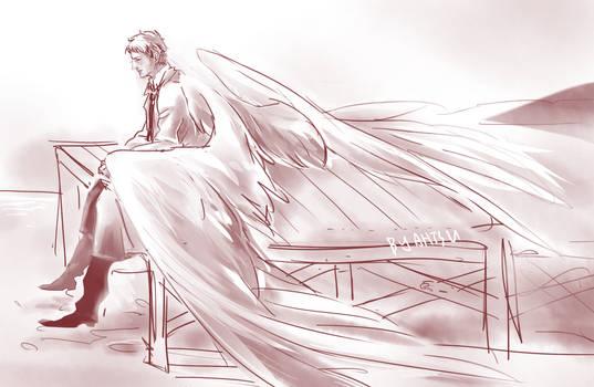 [SPN] doodle - wings