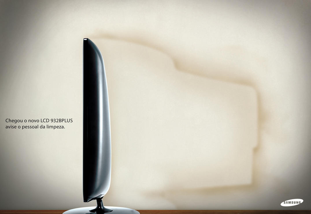 Samsung Cleanness by fabioara