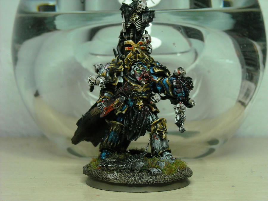 Renegade Son of Guilliman by Insuppressible