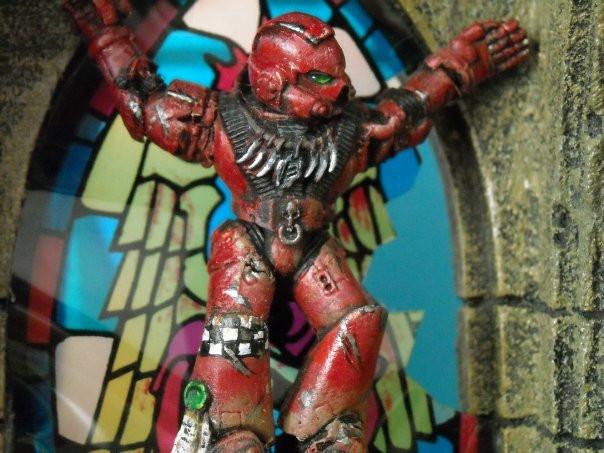 Chaos portent by haydn redford on deviantart for Portent warhammer