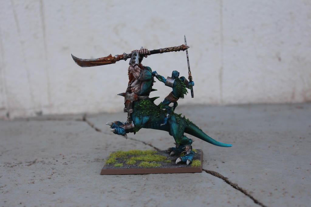 Virvatuli cavalry- (Back view) by Insuppressible