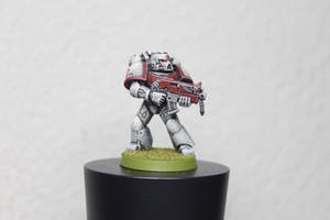 Legion V Speed Painting
