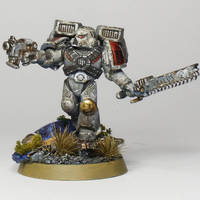 Angels of Fury -Brother Vallus-