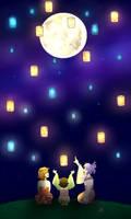 [AA2] Linternas - Ichigo, Lily y Luna