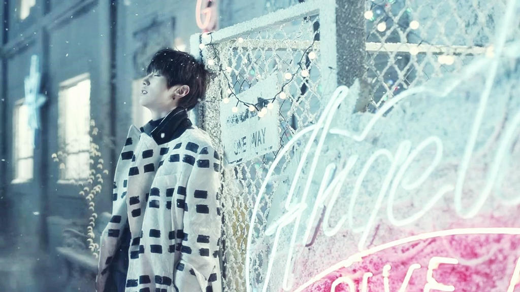 B1A4 -  Lonely  Teaser  B1a4 Jinyoung Lonely