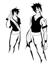 Ryu y Dante