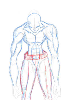 Sketch Antonio Magallanes