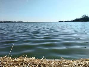 Hay, it's lake
