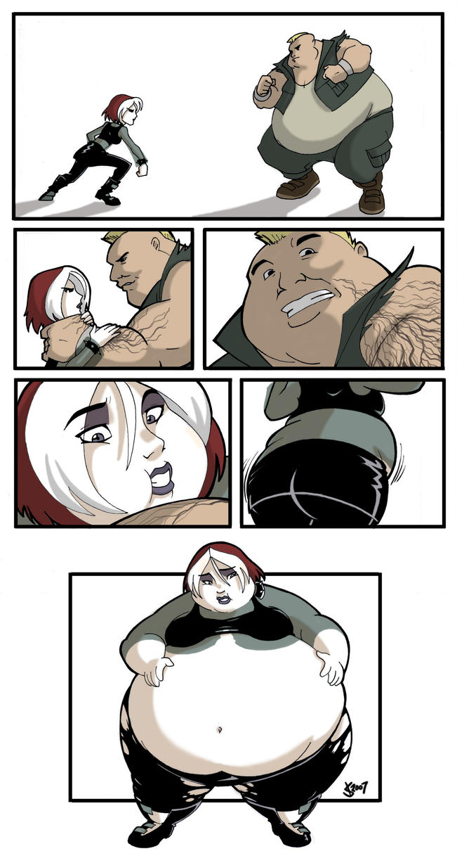 SeriojaInc's Evo Rogue Page 1 by fan2000