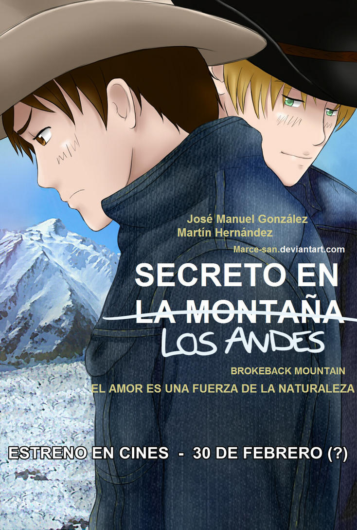 Secreto en los Andes - ArgChi by Marce-san