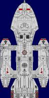 Pulsar Class Gunstar