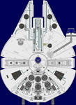 YT-1300-R Freighter - Stock