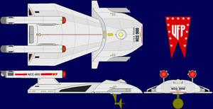 USS Texas Multi-View